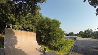 Hoffman and McCoy Collide: 7.20.2014 Inaugural Worldwide BMX Day - Part 1