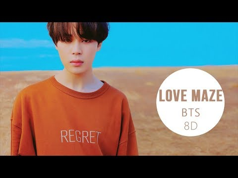 BTS (방탄소년단) - LOVE MAZE [8D USE HEADPHONE] 🎧
