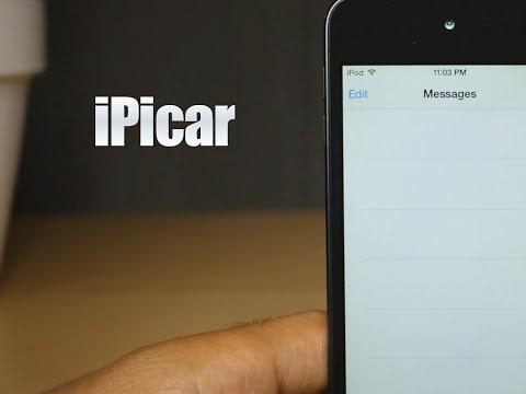 Cydia Tweak: iPicar