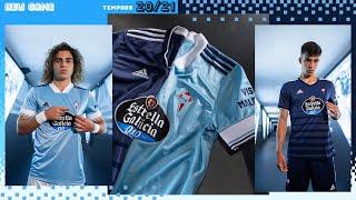 Celta Vigo 20-21 Home & Away Kits Released - Footy Headlines