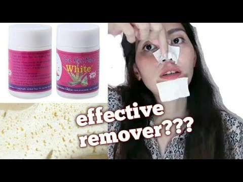 BEST NOSE PORE STRIP??? #gelhutmun || Candy Balan