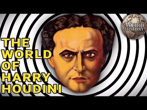 Tales of Bizarre and Brazen Harry Houdini Exploits