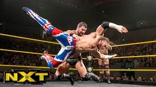 Tye Dillinger & Buddy Murphy vs. Bobby Roode & Elias Samson: WWE NXT, Jan. 4, 2017(Buddy Murphy returns home to Melbourne, teaming with