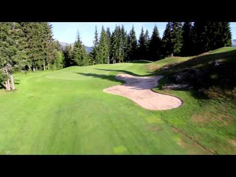Trou n°14 - Golf Les Gets