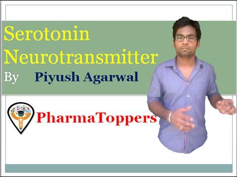 Serotonin as Neurotransmitter
