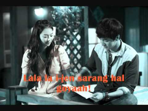 Two As One Lyrics - Lyn and BongGu :3 (GUMIHO OST)  EASY TO READ