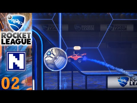 Gravity Not Applicable | 02 | Rocket League