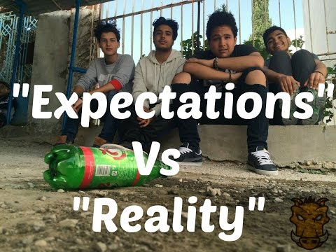 "Tunisian's life : ""Expectation"" Vs ""Reality"""
