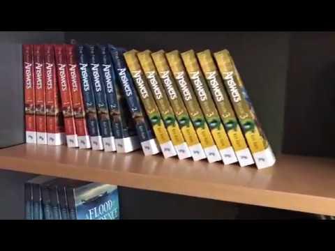 AiG Australian Bookstore