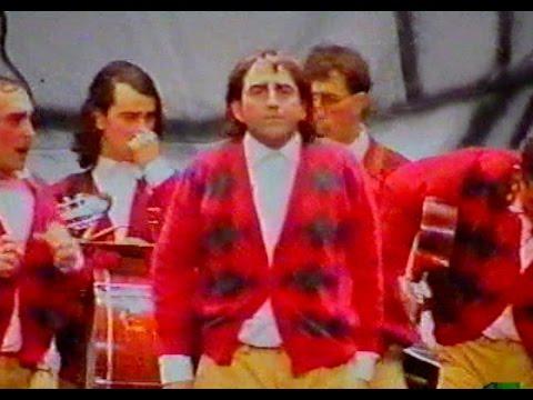 Chirigota. Los Lacios PRELIMINARES 'Presentación, Pasodoble y Cuples'    Carnaval 1995