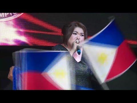 Ruby Velano, Philippines - Karaoke World Championships 2015