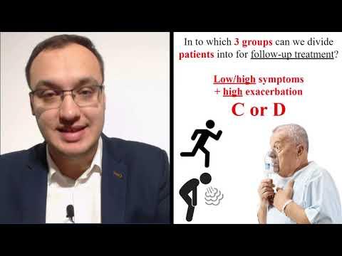 COPD Treatment Follow-up