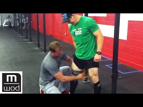 Patella femoral pain voodoo | Feat. Kelly Starrett | MobilityWOD