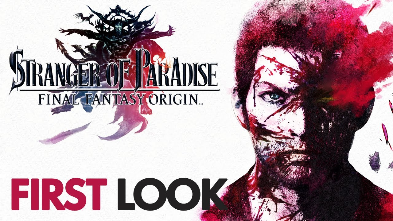 Stranger of Paradise: Final Fantasy Origin | First Look