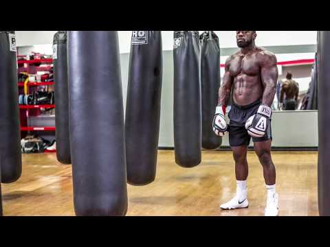 Boxing, Training, Sparring, Pad Work | Mike Rashid