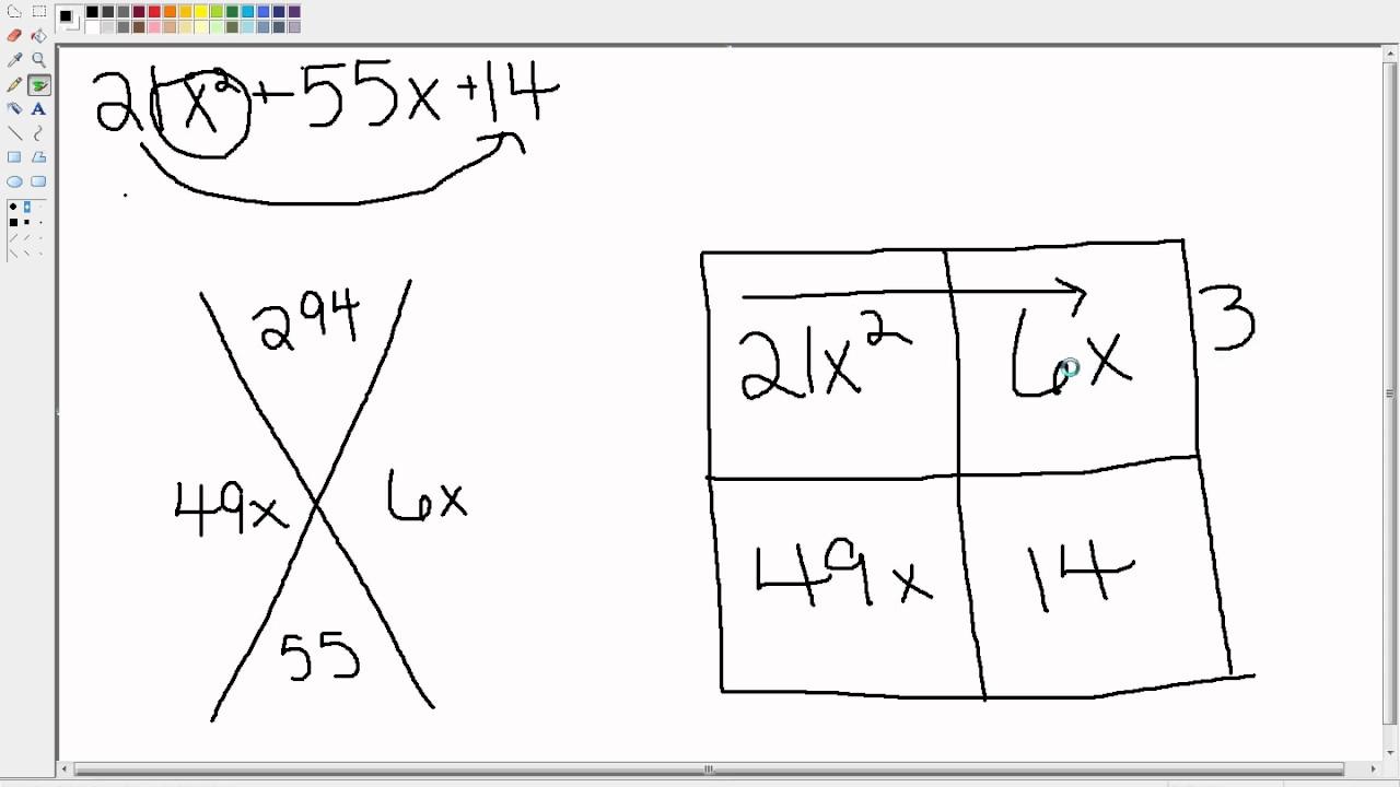 X Puzzles Algebra 1