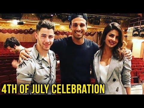 Priyanka Chopra And Nick Jonas Celebrate The 4th Of July Together In New York Mp3