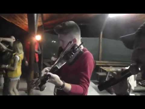 Sergiu de la Oradea la vioara