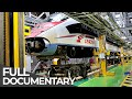 World's Longest High-Speed Train Heavy Maintenance | Mega Pit Stops | Episode 2 | Free Documentary