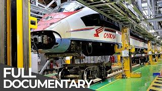 World's Longest High-Speed Train Heavy Maintenance | Mega Pit Stops | Episode 2 | Free Documentary