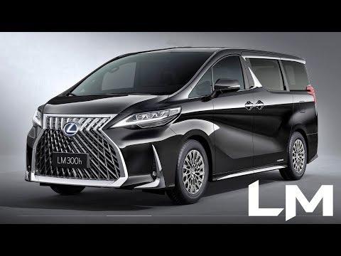 2020 Lexus Lm Luxury Minivan Interior Exterior And Drive Youtube