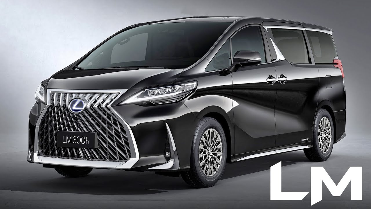 Best Minivans 2020.2020 Lexus Lm Luxury Minivan Interior Exterior And Drive