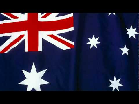 Advance Australia Fair  Australia National anthem Vocal