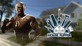 House Flipper #16 - THE FLASH W AKCJI! [REUPLOAD FAMILY FRIENDLY XD]