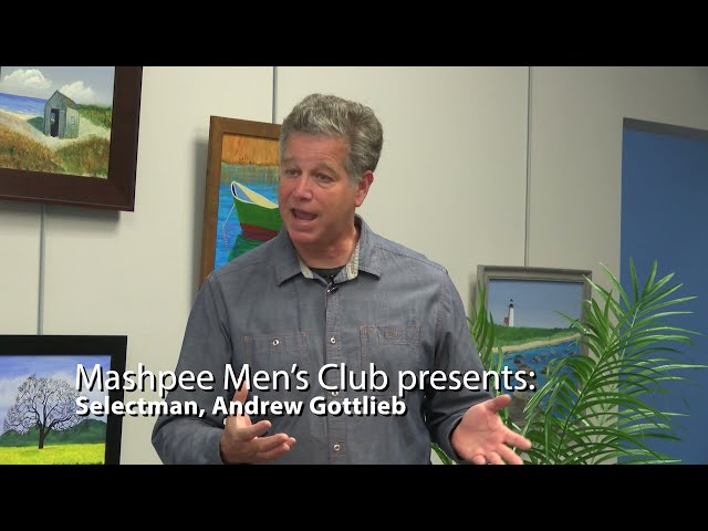 Mens Club presents Andrew Gottlieb