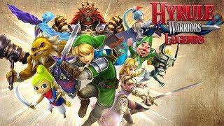 Hyrule Warriors Legends (Extras - 100%) : Part 1 - Unsealing The Master Sword