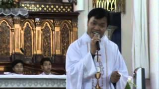 Giờ này Đức KiTô là ai-LM PhaoLo Nguyễn Xuân Đường-Tại GH Văn Quán Đêm Canh Thức Vọng Chúa Phục Sinh