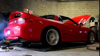 modified mitsubishi 3000gt vr4 montage