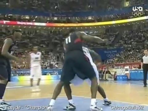 "2008 Olympic US ""Redeem Team"""