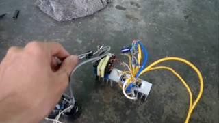 mạch inverter 12v lên 35v 0v 35v cấp cho amply đơn giản ( có hồi tiếp )