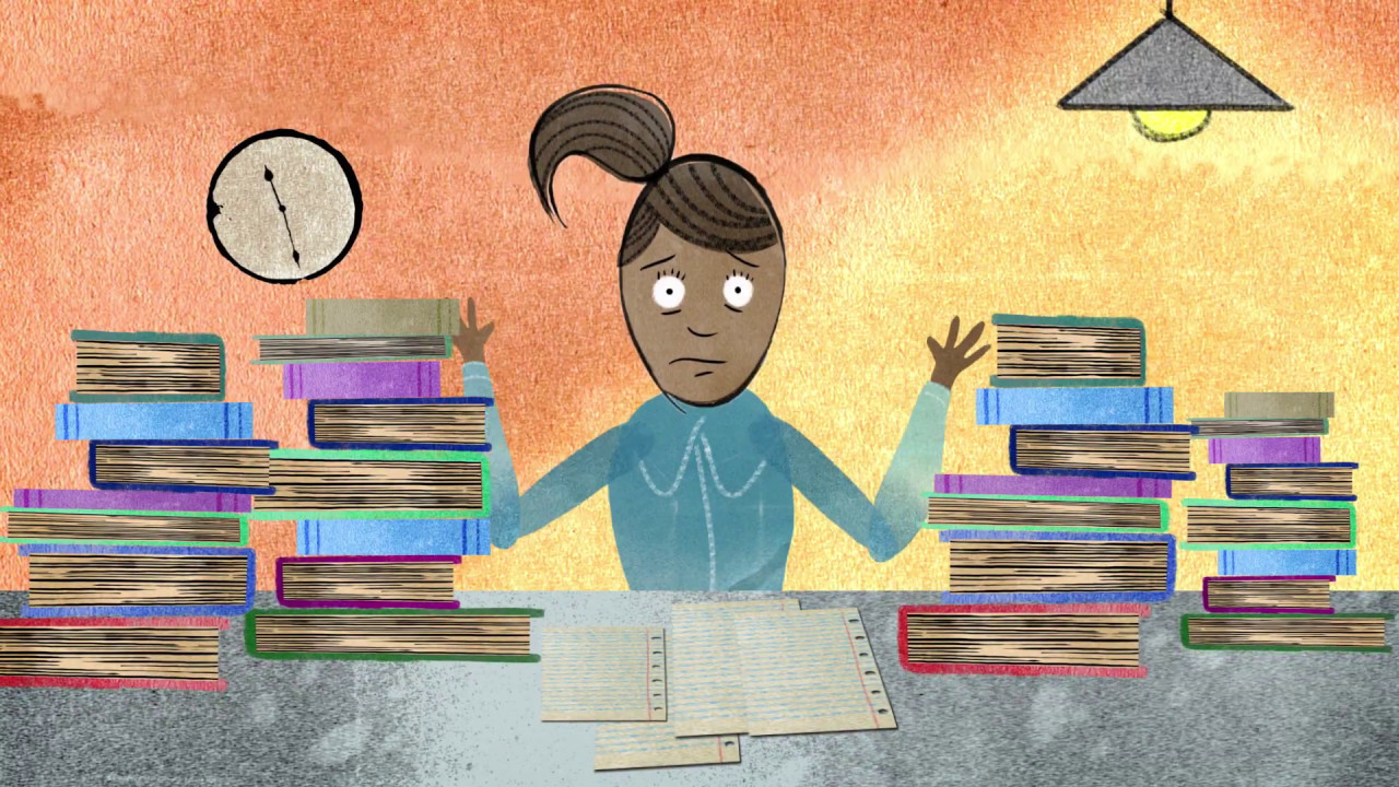 Animated Video How Stress Affects Your >> Conquering Exam Stress Lessons From Our Bodies Youtube