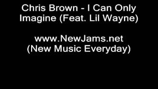 Chris Brown - I Can Only Imagine (Ft. Lil Wayne) NEW 2011