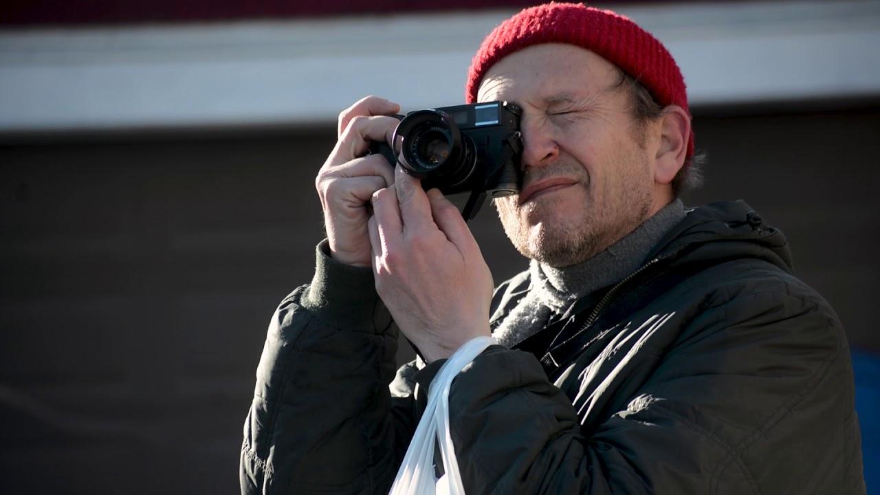 Sam Prekop (The Sea and Cake) Photo Process - YouTube