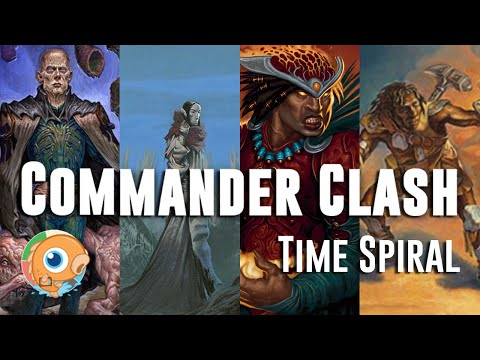 Commander Clash: S2 E3: Time Spiral