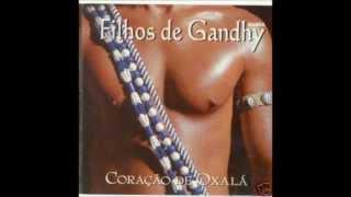 Filhos de Gandhy - Siré de Oxalá.wmv