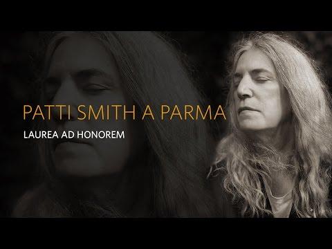 Laurea ad honorem: Patti Smith