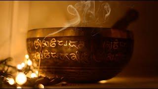 Мощная Ом Мантра Медитация и Исцеляющие Тибетские Чаши Дзен Звукотерапия Поющими Чашами
