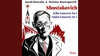 Cello Concerto No. 1 in E-Flat Major, Op. 107: Cadenza - Attacca