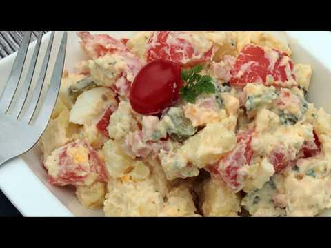 recette-:-salade-piémontaise-facile