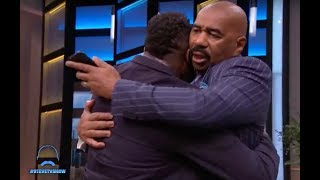 Digital Exclusive: A Surprise Gift for an Audience Member PART 2 || STEVE HARVEY