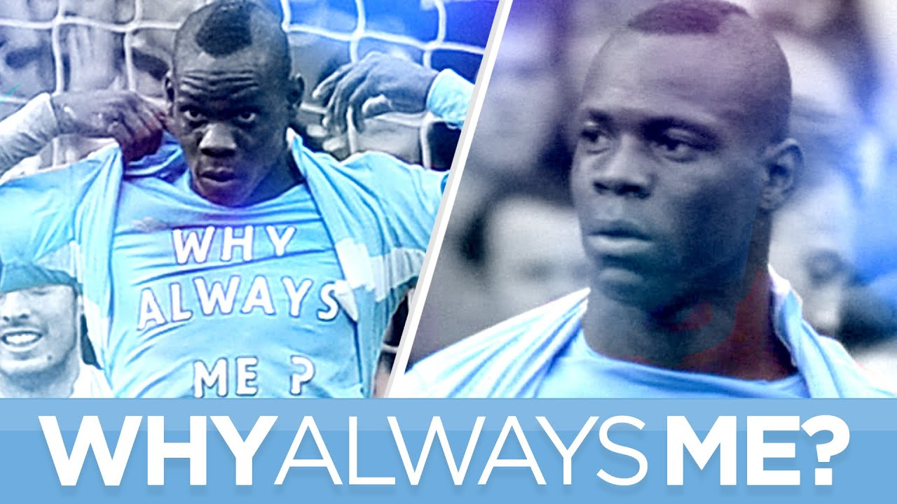WHY ALWAYS ME? | The Story Of... - YouTube