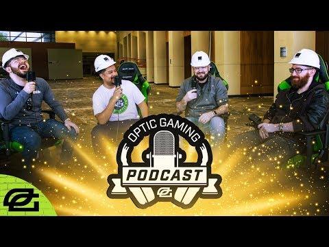 OPTIC PODCAST FROM THE NEW ESPORTS STADIUM!!! | OpTic Podcast Ep 70
