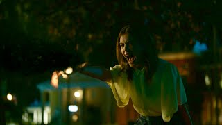 Legacies 2x04 Josie defeats the Demon and Save Lizzie