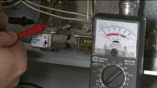Oven Not Heating? Safety Valve Testing – Gas Oven Repair