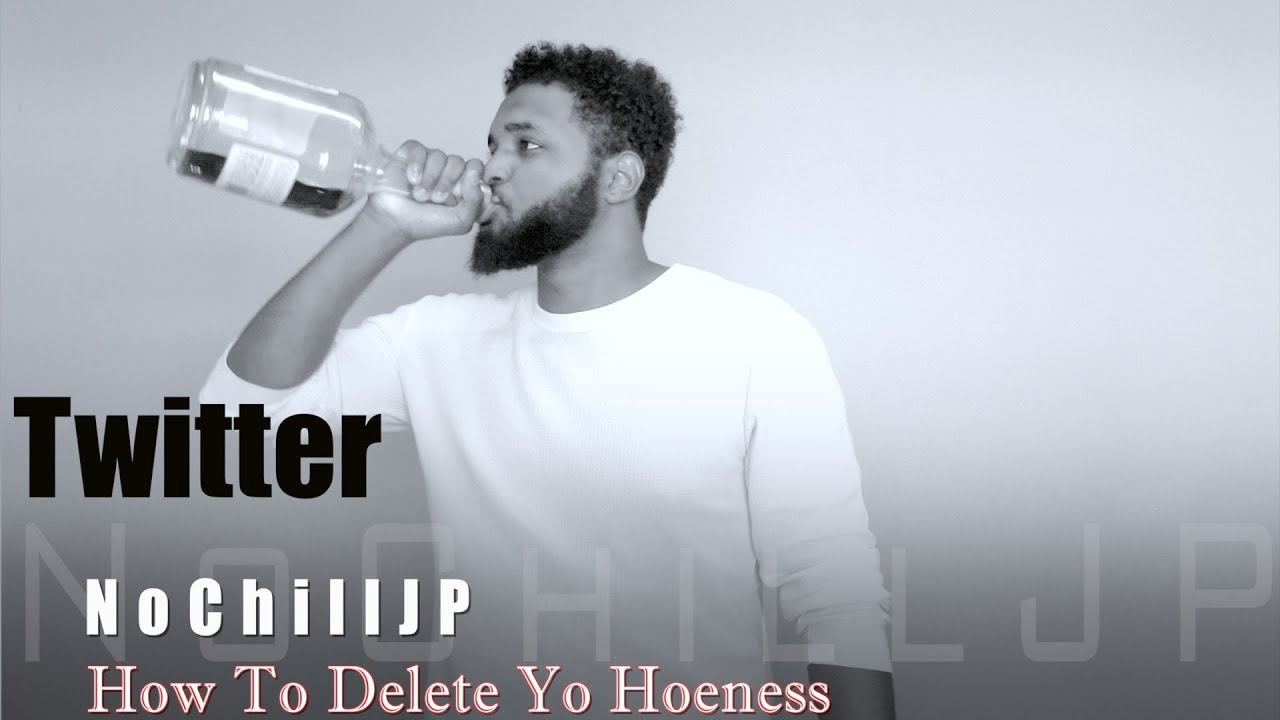 how to delete your hoeness