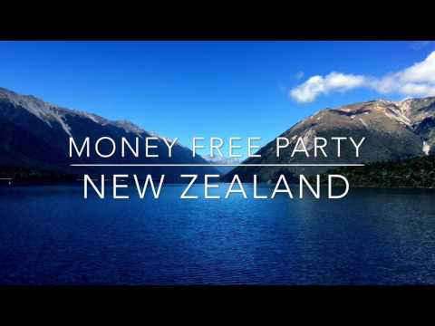 Money Free Party New Zealand